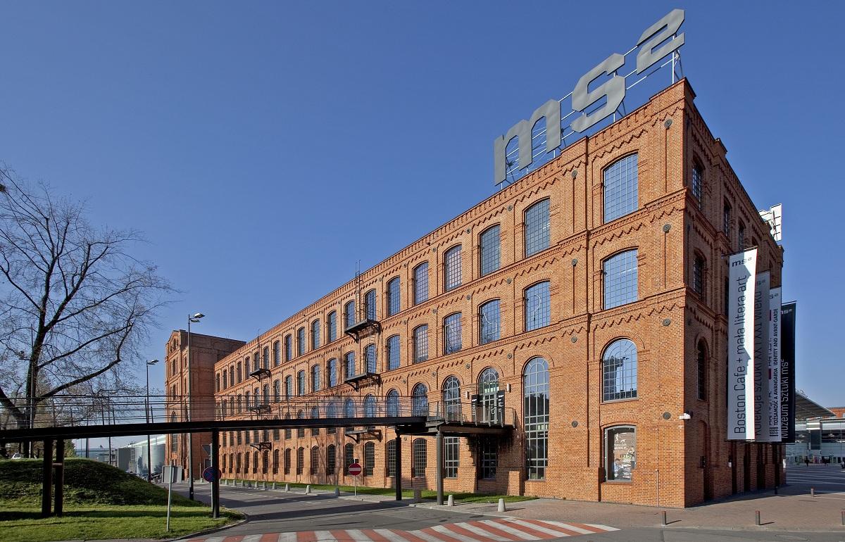 MS2 w Łodzi, fot. P. Tomczyk