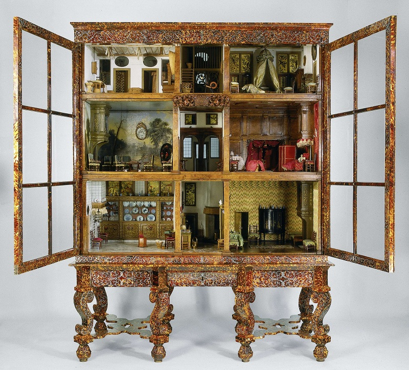 Domek dla lalek Petronelli Oortman, fot. Rijksmuseum