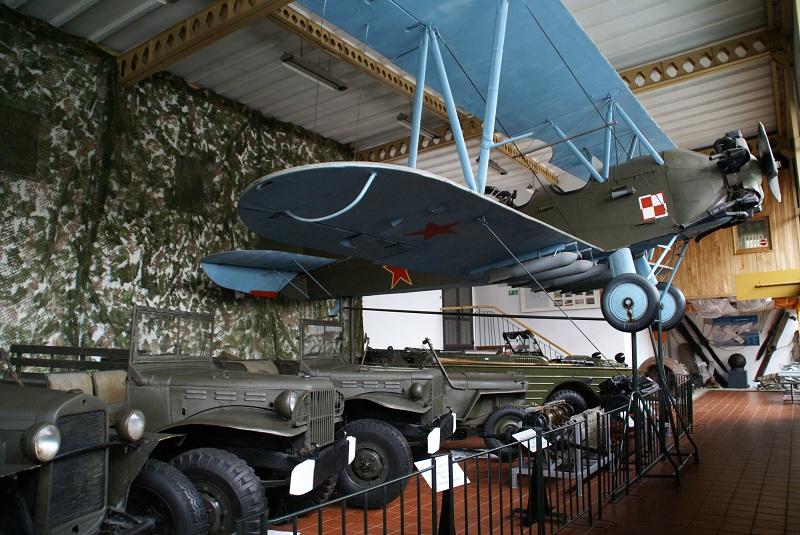 Ekspozycja w Muzeum Oręża Polskiego w Kołobrzegu (fot. A. Kisiel)