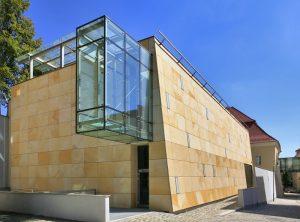 Nowy budynek Muzeum Śląska Opolskiego,