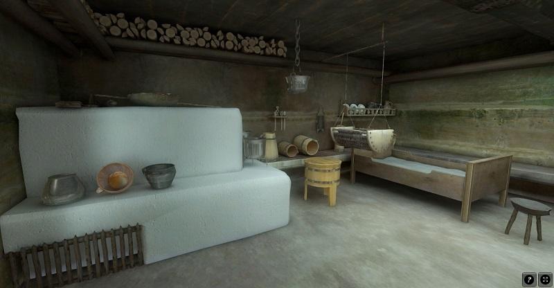 Pomieszczenie 3D