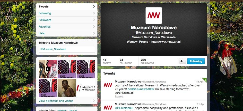 MNW Twitter