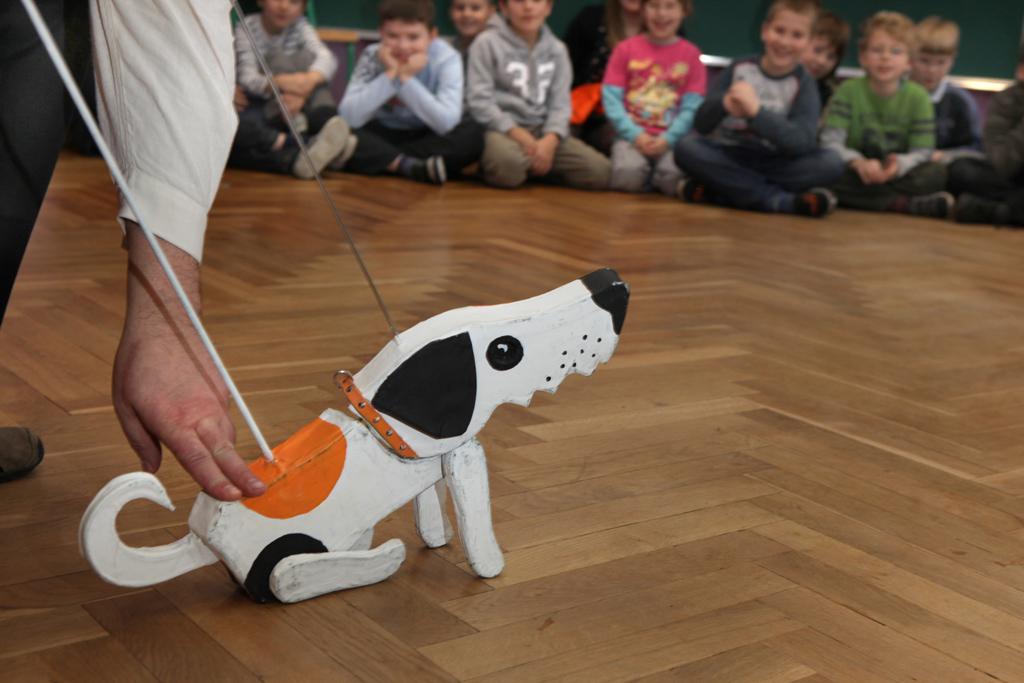 Pies i Wilk, czyli o niepodległości dla najmłodszych