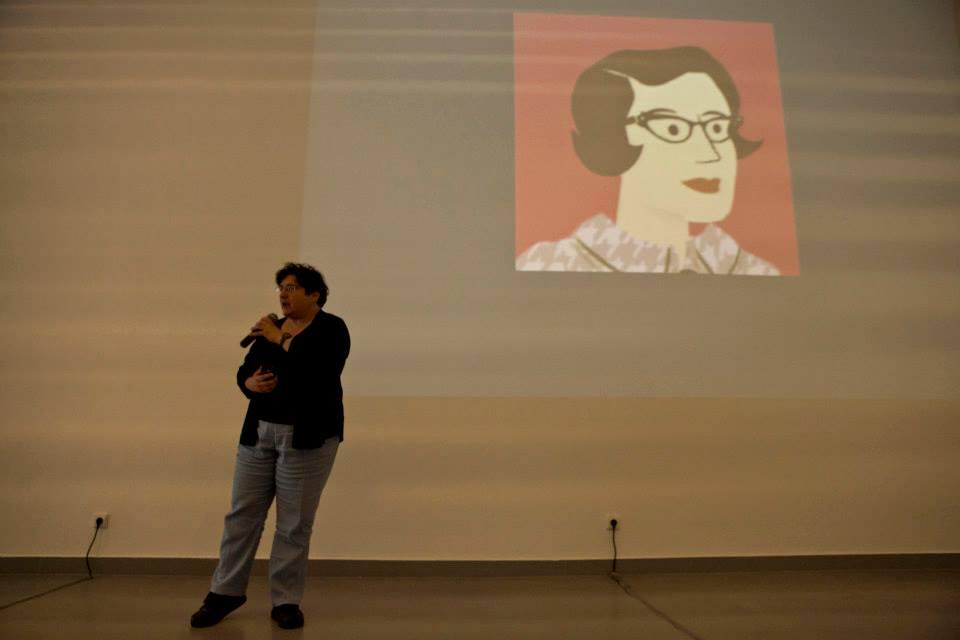 Carolyn Royston z IMW, fot. Karle Dru / We Are Museums