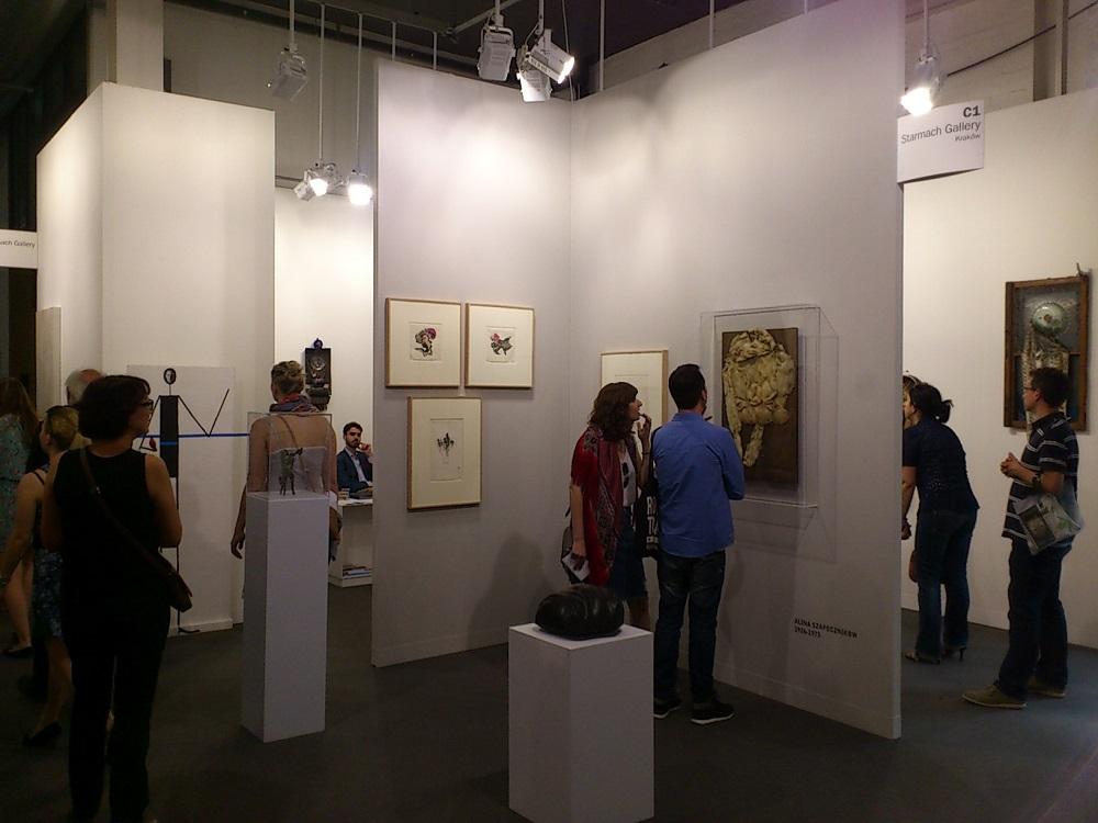 Art Basel 2013: Starmach Gallery, fot. P. Głowacki