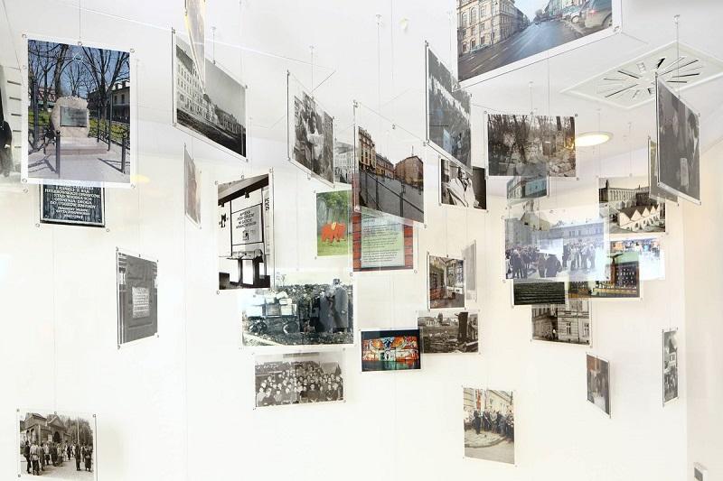 Widok ekspozycji, fot. Andrzej Janikowski / Muzeum Historyczne Miasta Krakowa