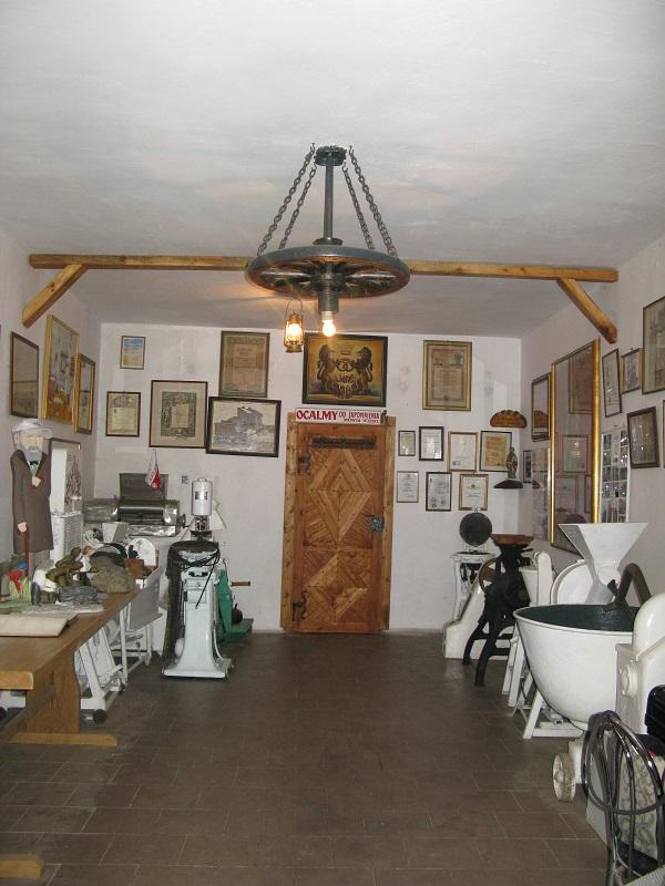 Warszawskie Muzeum Chleba, Warszawa, właściciel Marian Pozorek, fot. M. Jaszczołt, 2012