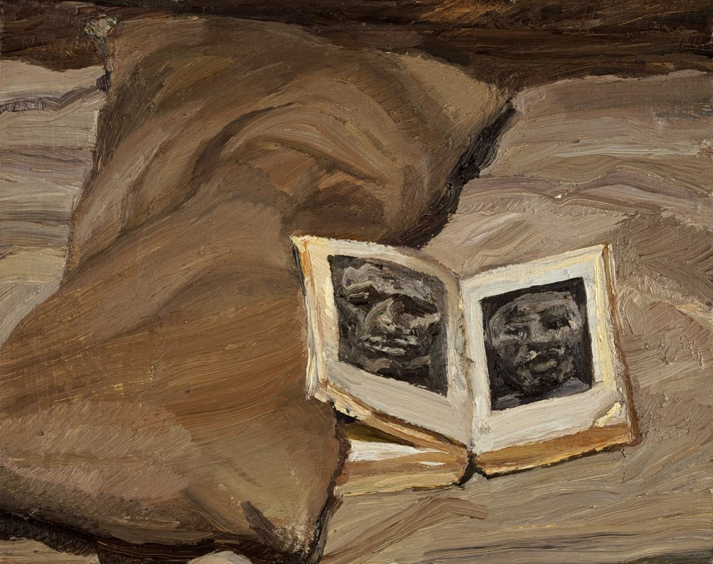 Still Life with BookLucian Freud (1922-2011)1991–1992