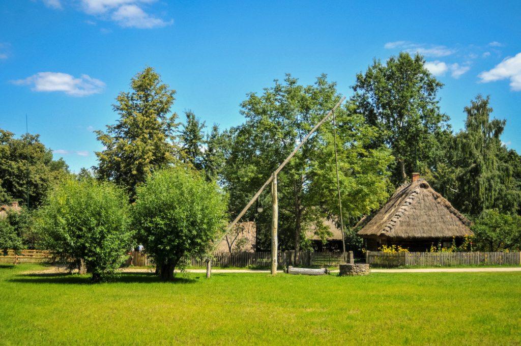 1Muzeum Rolnictwa w Ciechanowcu, skansen