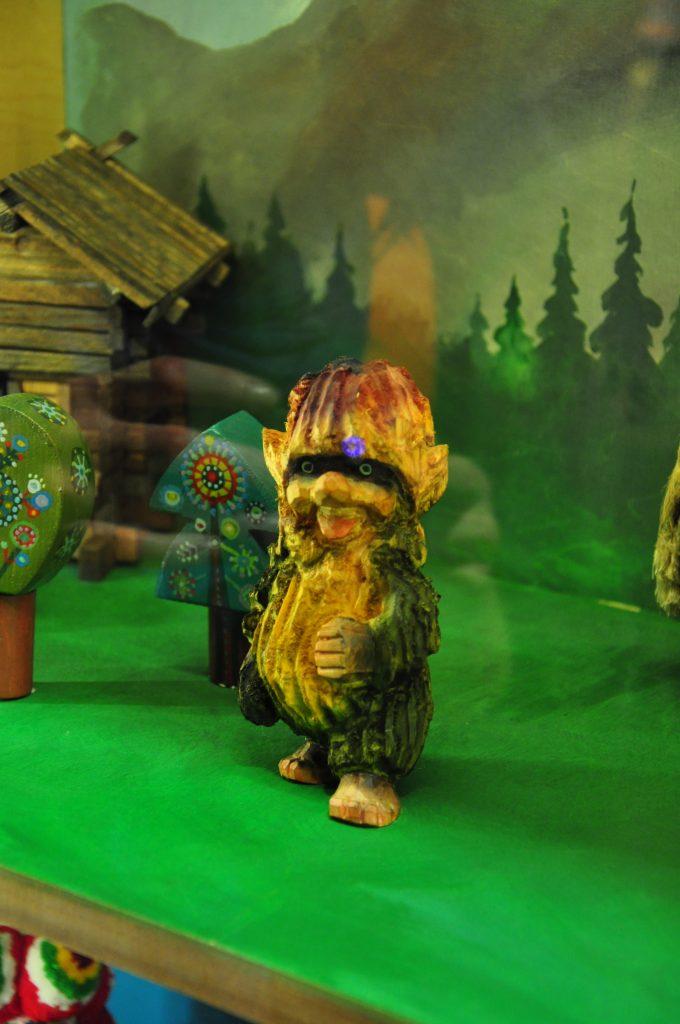 Troll - lalka skandynawska