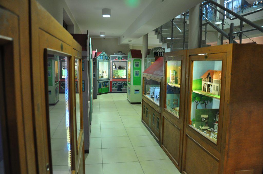 Muzeum Zabawek w Karpaczu - wystawa główna