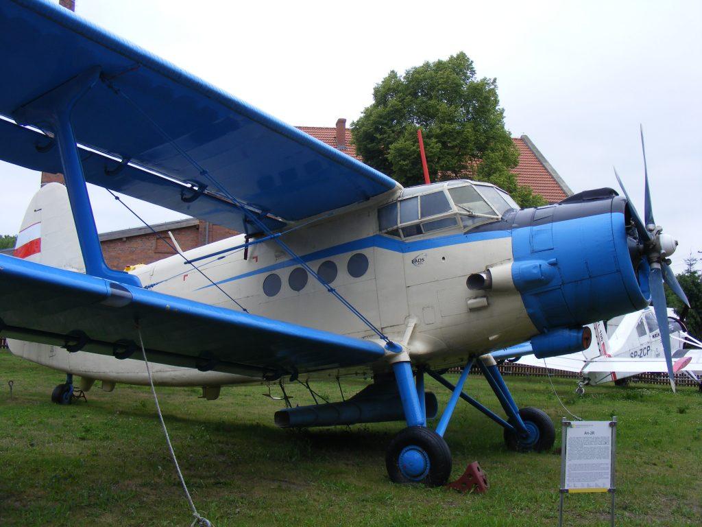 Samolot An-2 (fot. Autor)