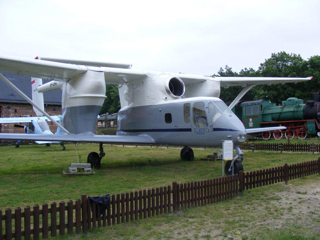 Samolot PZL M-15 Belphegor (fot. Autor)