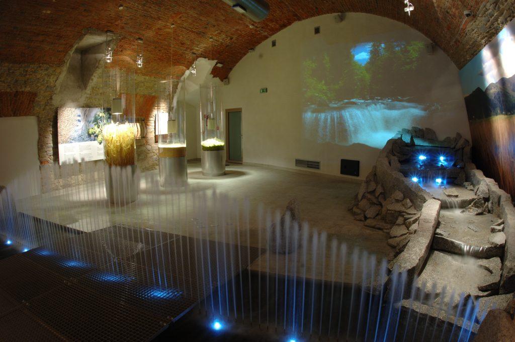Sala Trzy Żywioły, www.muzeumbrowaru.pl