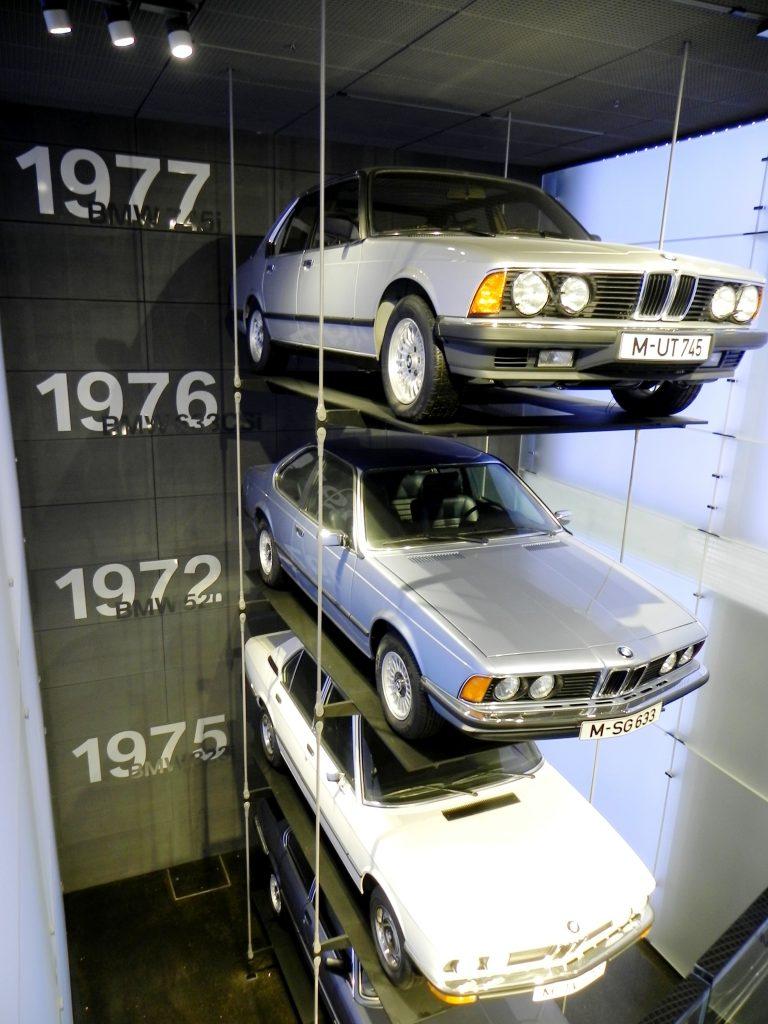 Ekspozycja przechodząca przez dwa piętra muzeum (fot. Autorka)