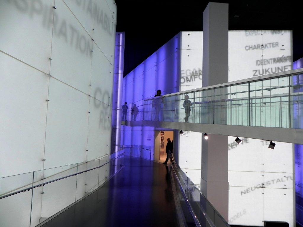 Wnętrze muzeum (fot. Autorka)