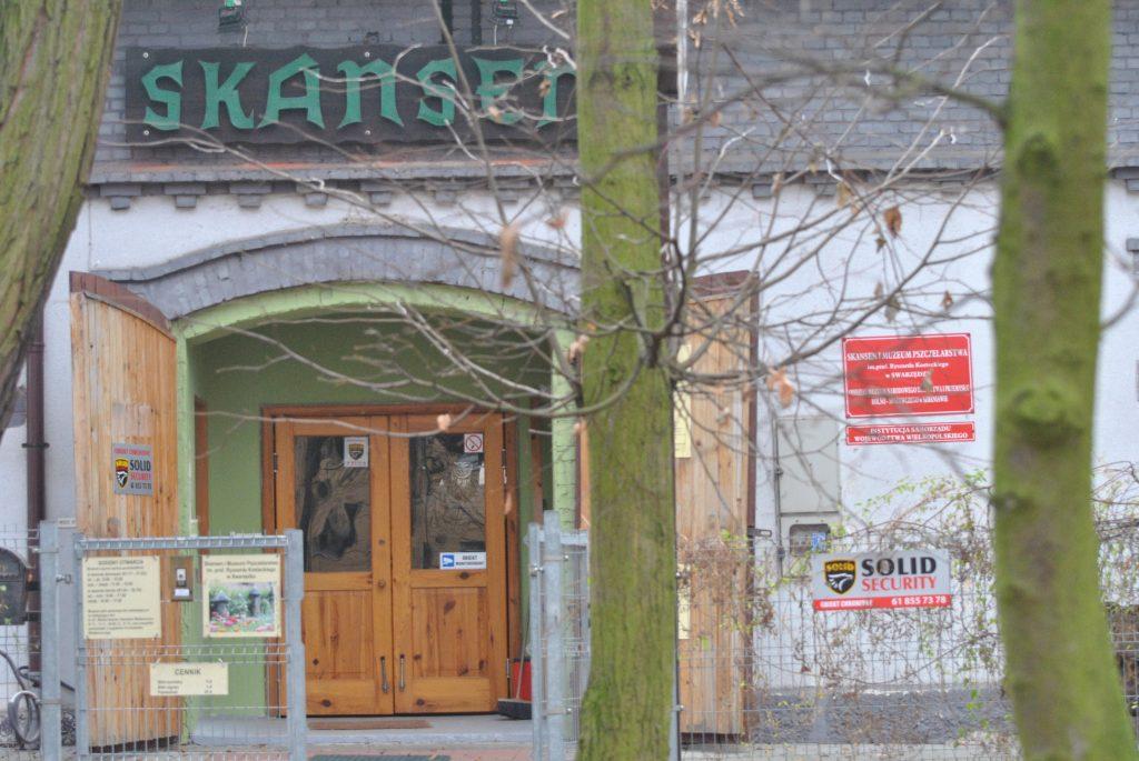 Skansen i Muzeum Pszczelarstwa w Swarzędzu (fot. Autorka)