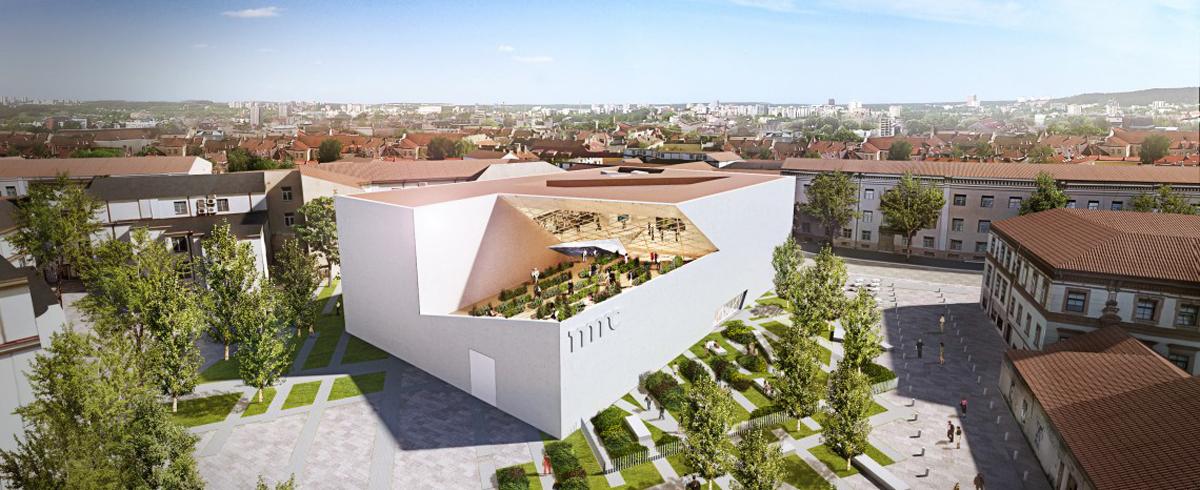 Nowe muzeum w litewskiej stolicy