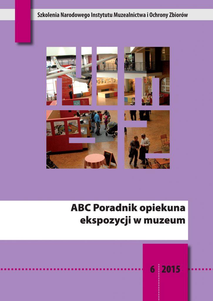 Okadka ABC Opiekun ekspozycji.indd