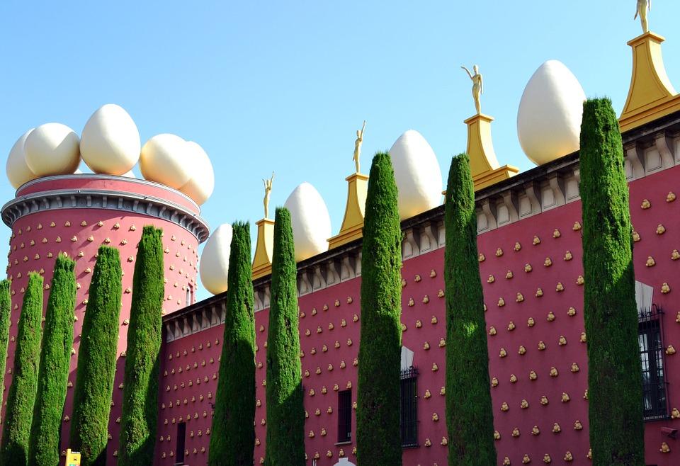Teatro Museo de Figueres (fot. Autorka)
