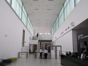 Budynek kas biletowych [fot. M. Kiełbus]