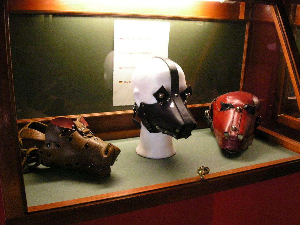 Muzeum maszyn Erotycznych (fot. Autorka)