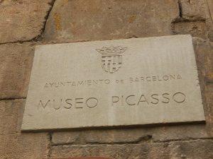 Muzeum Picassa w Barcelonie (fot. Autorka)