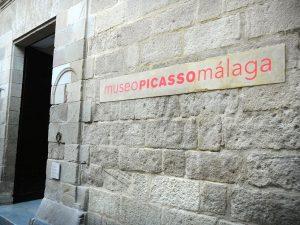 Muzeum Picassa w Maladze (fot. Autorka)