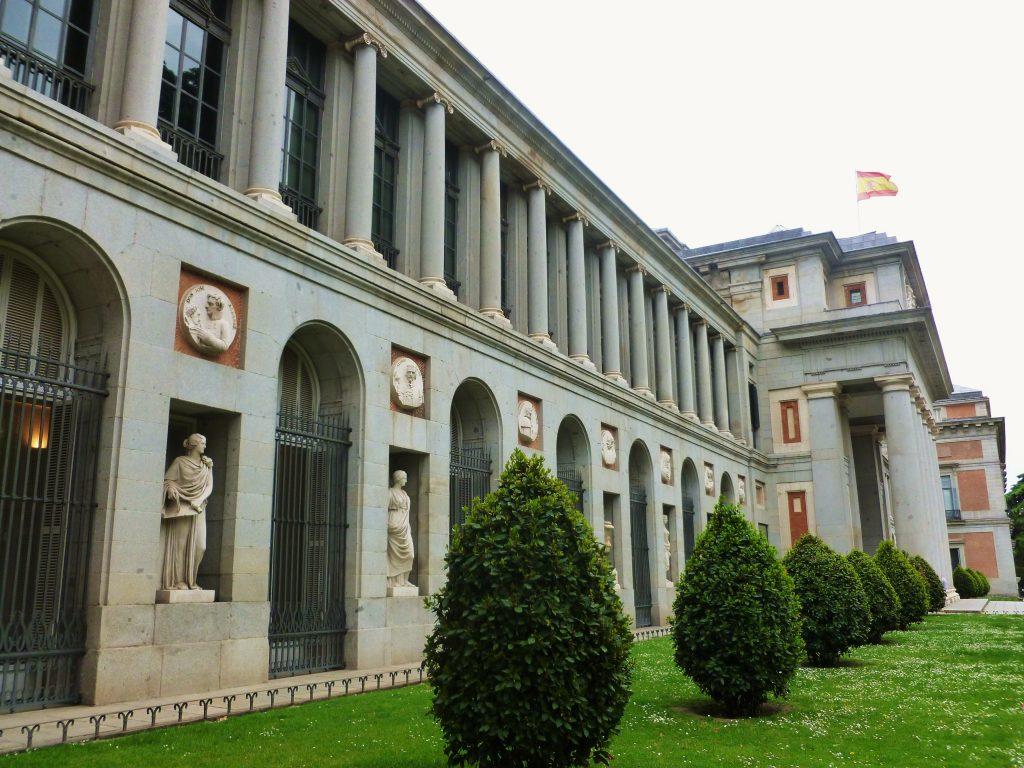 Prado - fasada (fot. Autorka)