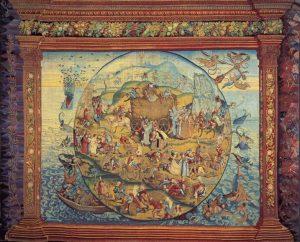 Wóz z sianem (tapiseria)