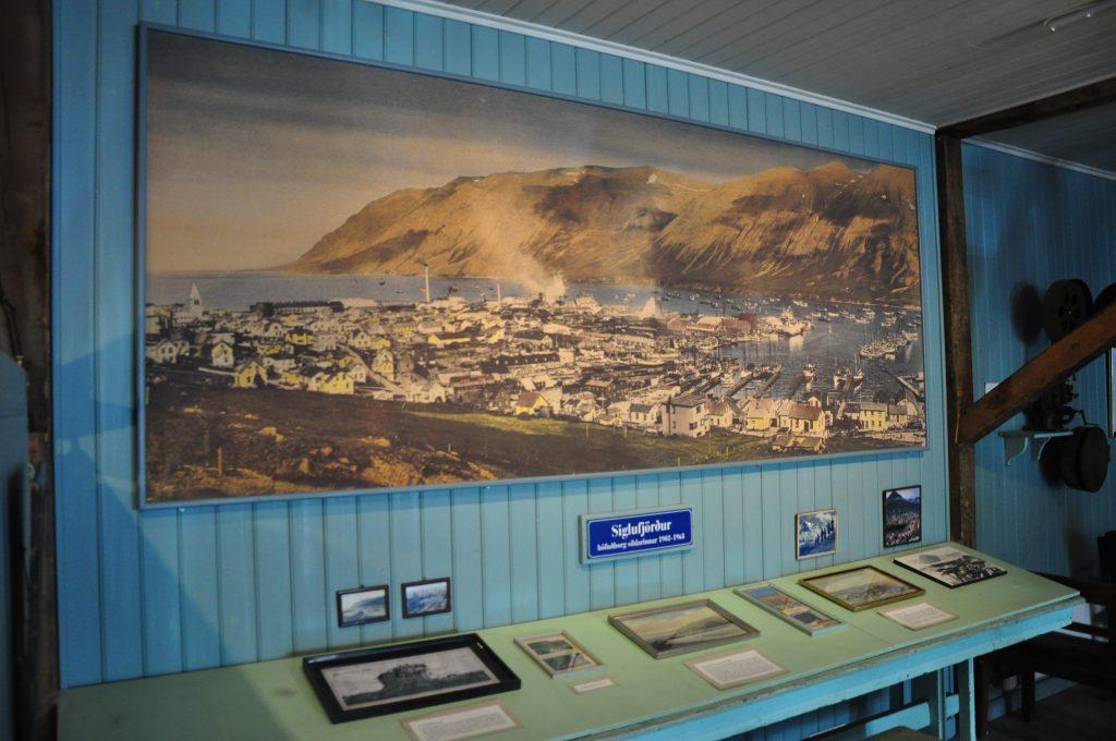 Panorama Siglufjörður (fot. Autor)