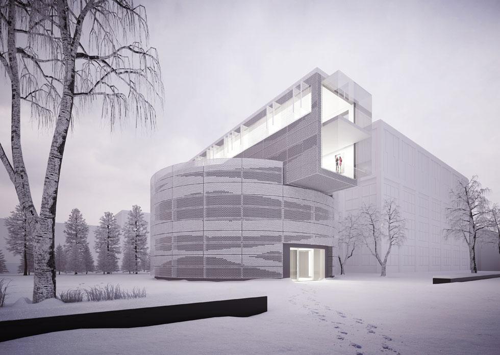 Moskwa_gmach muzeum 1