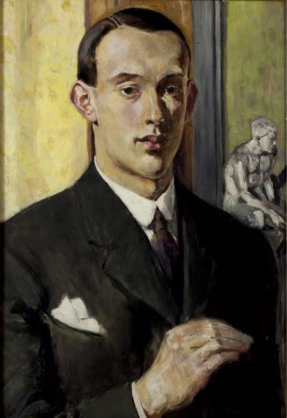 J. Malczewski, Portret syna Rafała, ok. 1912, Muzeum im. Jacka Malczewskiego w Radomiu