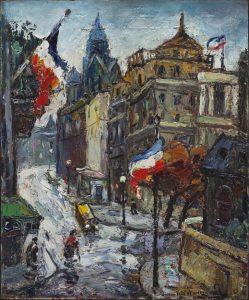 Montmartre - Maurice Vagh-Weinmann