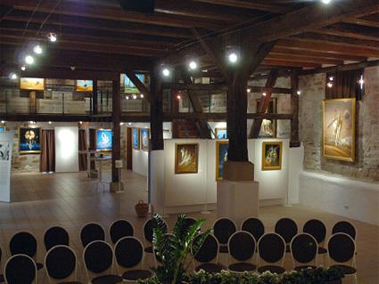 Museum im Schafstall od wewnątrz (fot. Autorka)