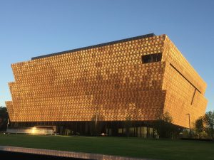 fot. The National Museum of African American History and Culture