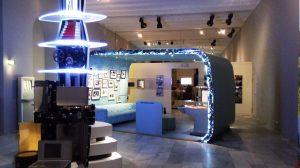Wnętrze muzeum (fot. W. Pokojska)