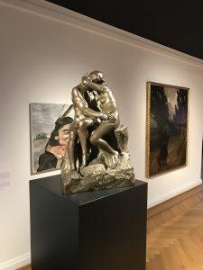 Auguste Rodin Pocałunek, brąz