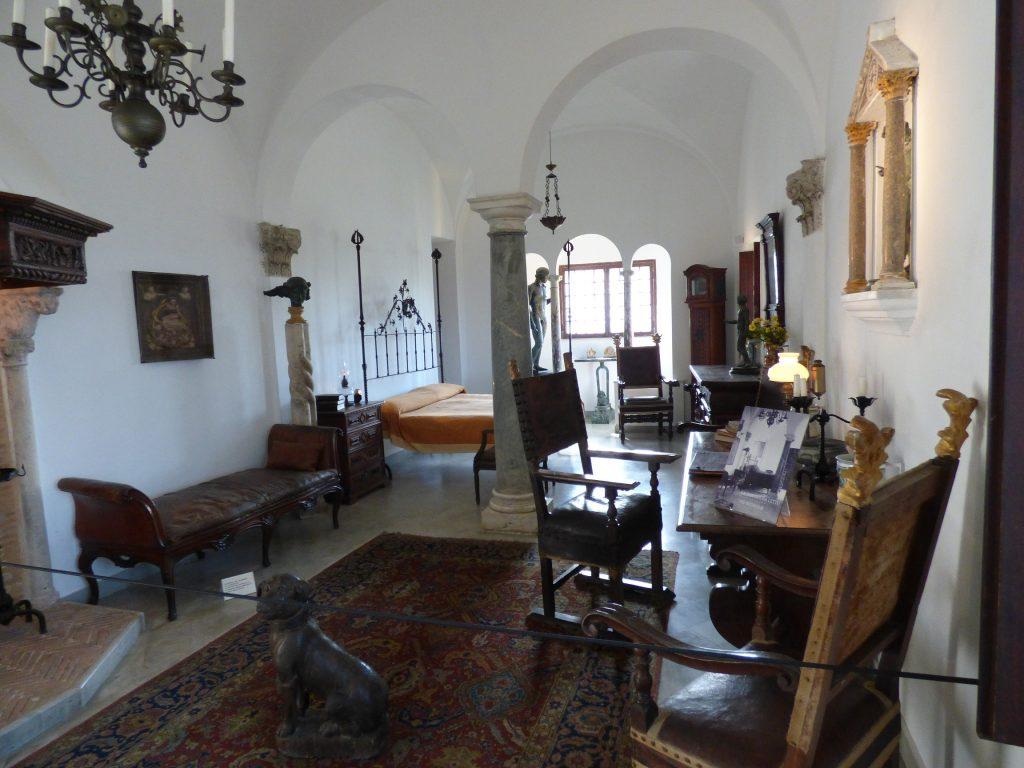 Wnętrza - Villa San Michele