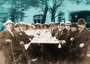 Fotografia pochodzi z kolekcji Grzegorza Biszczanika.