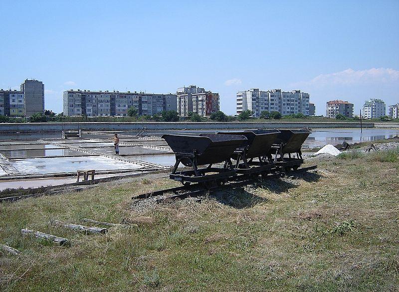 Muzeum Soli w Pomorie