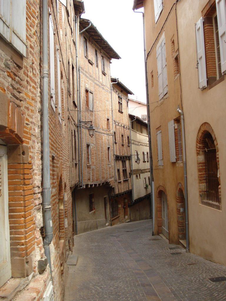 Albi stare miasto
